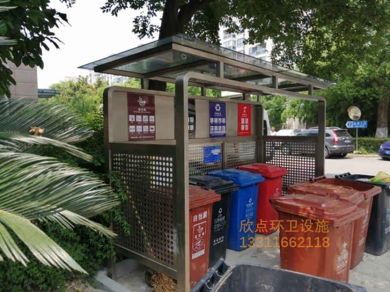 垃圾房厂家也要走出独具特色的垃圾分类道路
