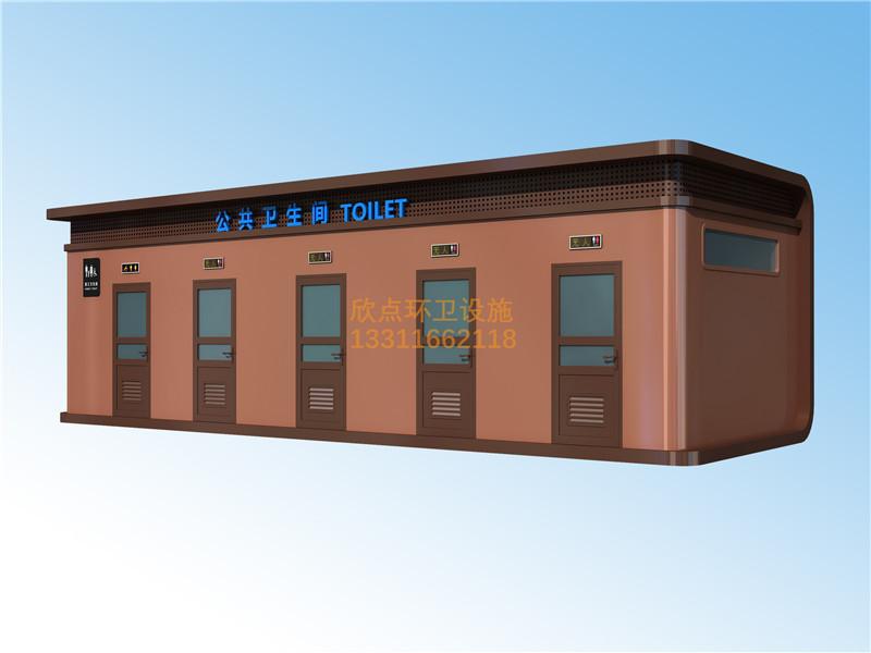 浙江仿古造型环保厕所XDF-03