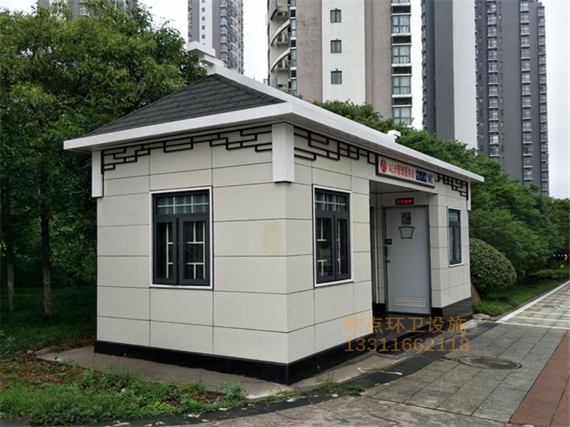 无锡社区街道环保厕所XDS-14