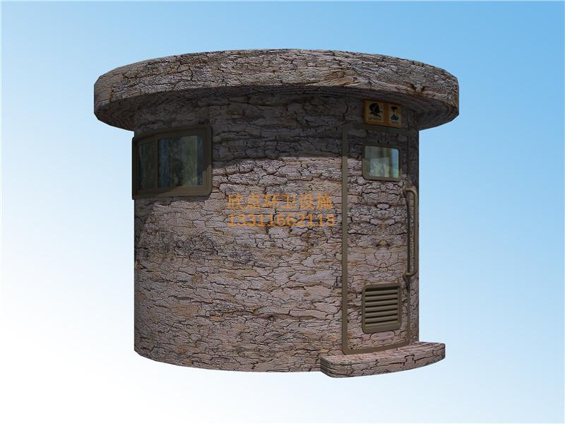 温州仿古造型环保厕所XDF-07