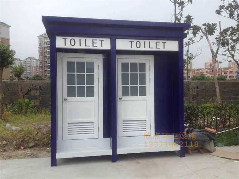 宁波单双体简易厕所XDD-06