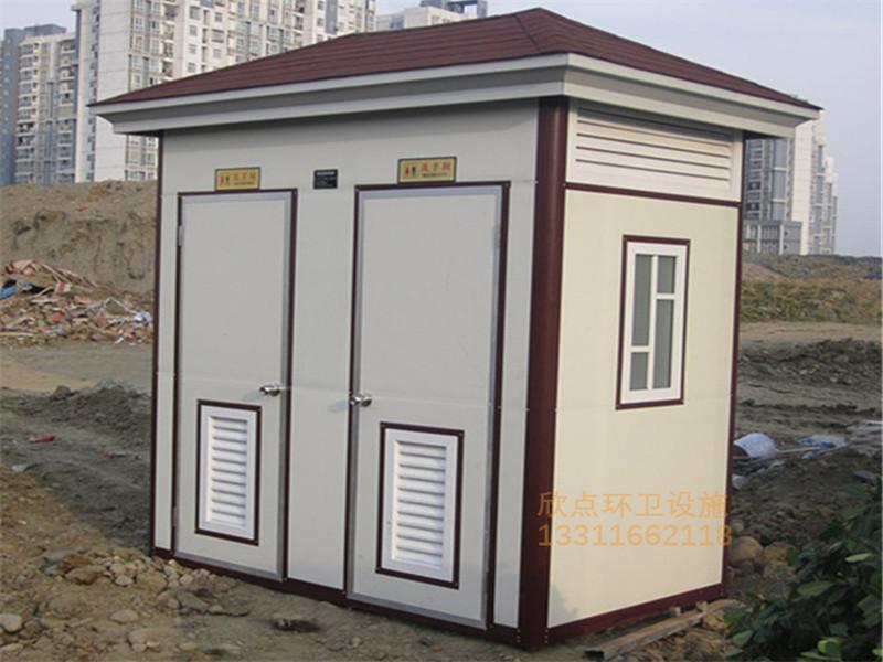 温州单双体简易厕所XDD-07